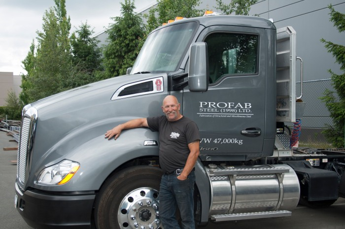 Truck Drivin' Rob